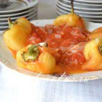 Жареный перец по молдавски