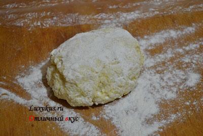Мягкое тесто для пончиков
