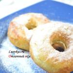 Как приготовить пончики из творога