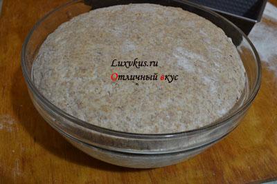 выпечка хлеба с отрубями