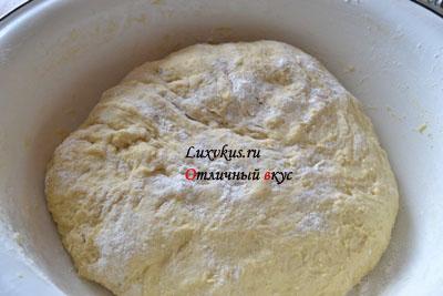 Тесто для пасхи