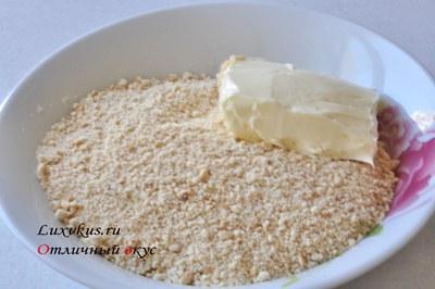 Печенье с сливочным маслом