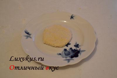 Лепешка для пирожков