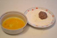 Чигири в муке и яйце