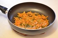обжареная морковьк