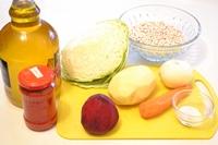 продукты для красного борщаа