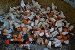овощи обжаренные в масле