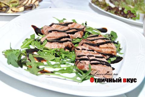 Рецепт приготовления свинины
