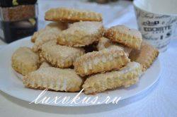Печенье на жиру
