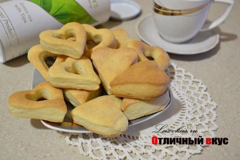 Песочное тесто на сливочном масле
