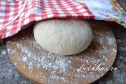 Тесто для чебуреков, как приготовить