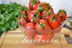 помидоры по армянски фото
